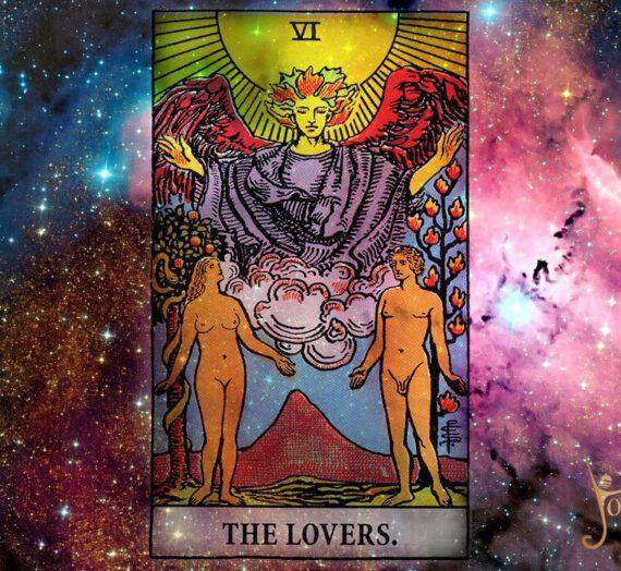 Los enamorados y su significado en el Tarot