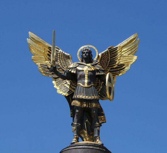 El ángel protector del signo Leo